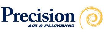 Precision Air & Plumbing logo