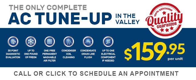AC Tune-up - HVAC Service Coupons