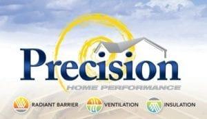 New AC Unit | Precision Air & Plumbing