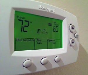 Precision | thermostat