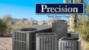 New AC Unit | Precision Air & Plumbing
