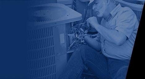 repair broken AC Units