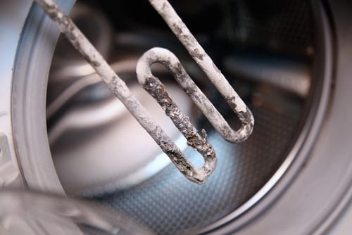 Hard Water affects laundry image