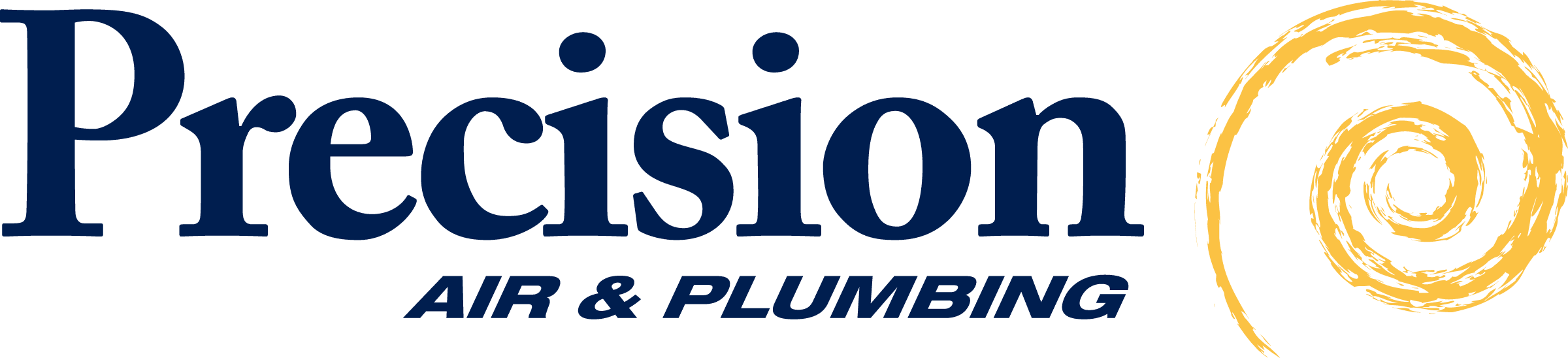 AC Repair by Precision Air & Plumbing logo
