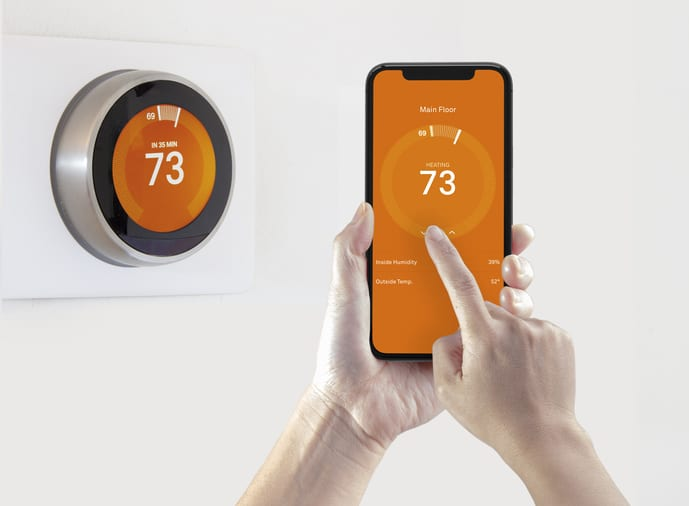 Precision | smart digital thermostat