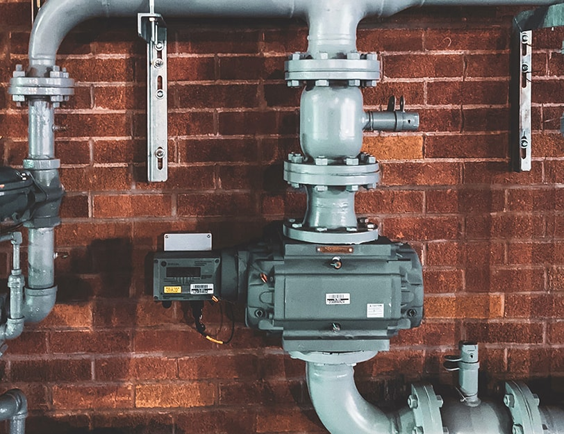 Precision | exterior look at pipes