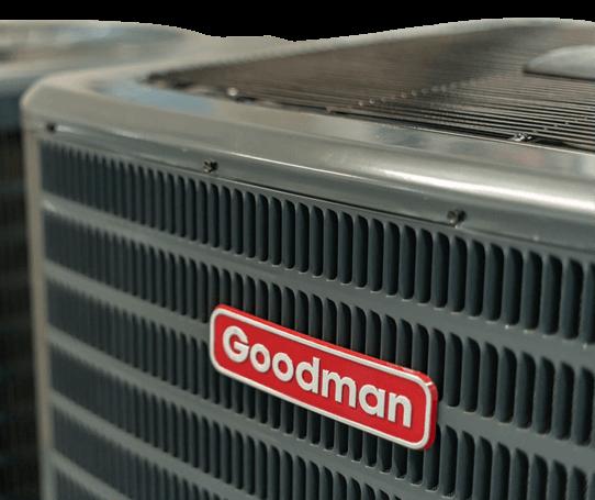 Goodman AC unit